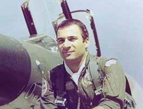 امیر سرتیپ دوم خلبان جانباز منوچهر محققی